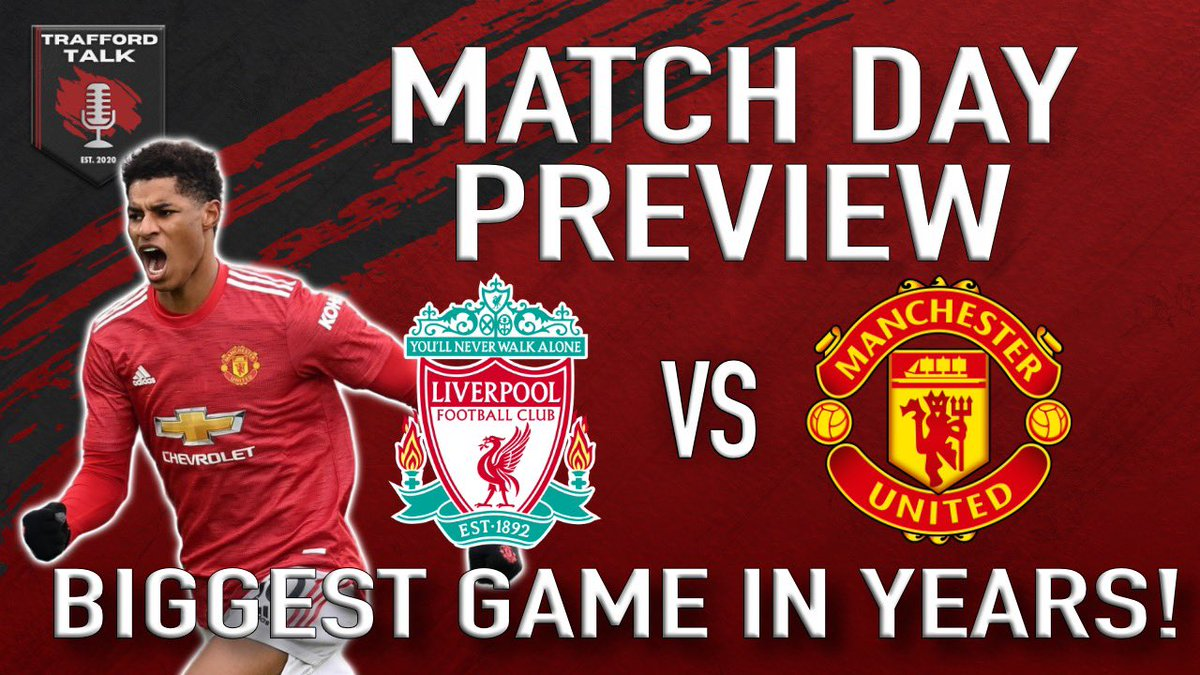 MATCH DAY PREVIEW🔴 5PM BST  Come share your views in the comments to get involved!  https://t.co/NvmErA1Uk2 https://t.co/NNG3AooTR6