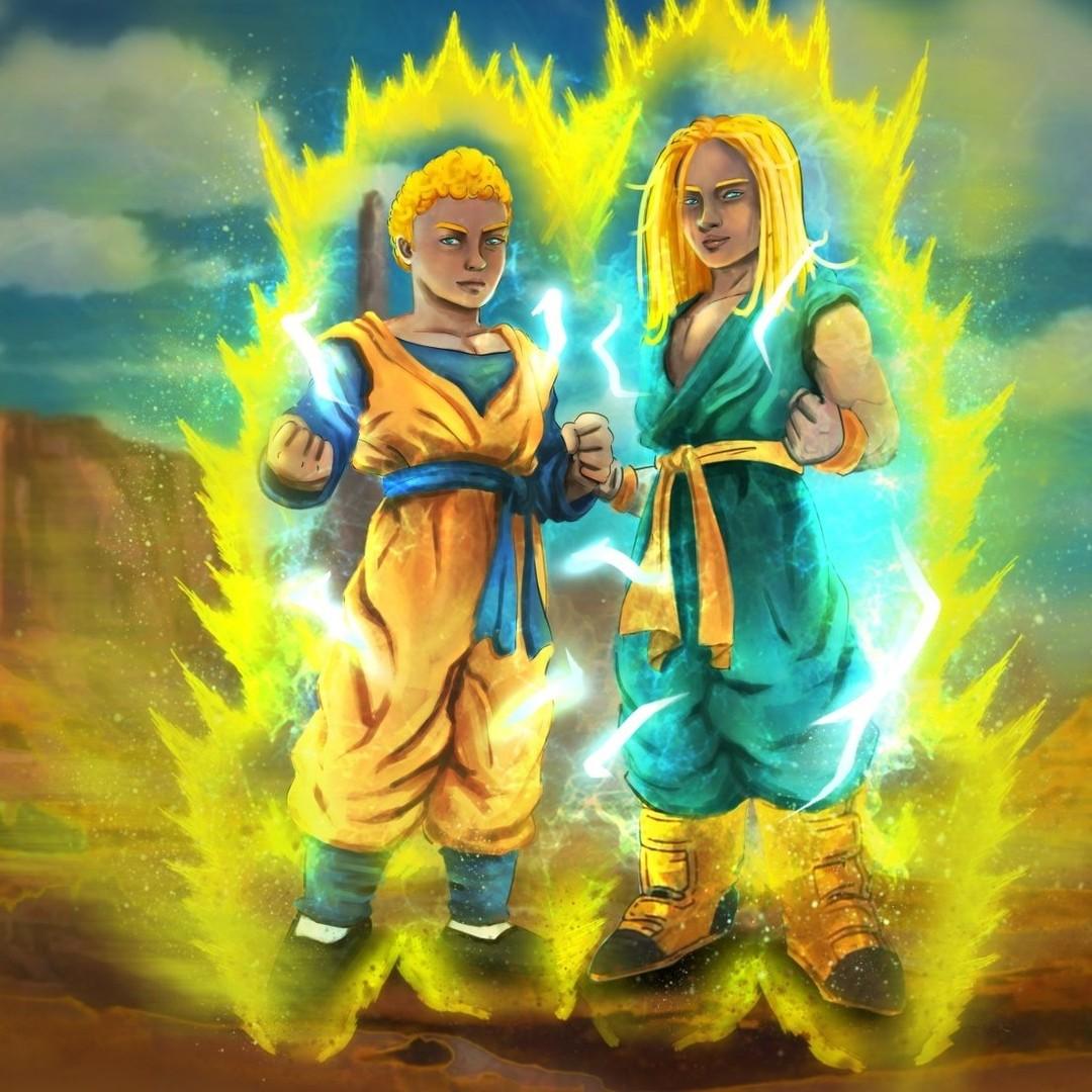 Get ready to fight!!!!!!@hw_fitking⠀ #trunks #goku #vegeta #dragonball #dragonballz #dbz #gohan #dragonballsuper #anime #dbs #broly #supersaiyan #ssj #bulma #dragonballgt #goten #gogeta #manga #db #dbgt #saiyan #piccolo #beerus #frieza #android #vegito #jiren #songoku #