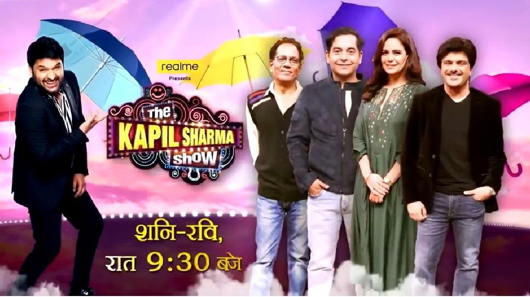 Tune in @SonyTV to watch #TheKapilSharmaShow