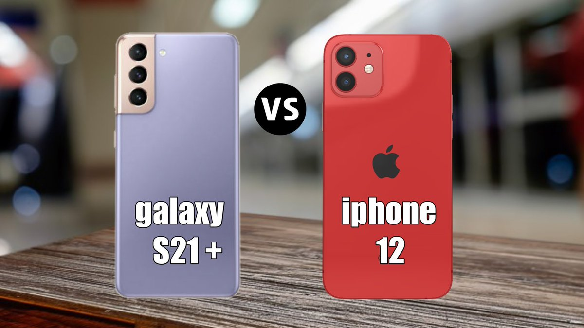 Samsung S21 plus vs iphone 12 :-  #GalaxyS215G #SamsungGalaxyS21 #SamsungUnpacked