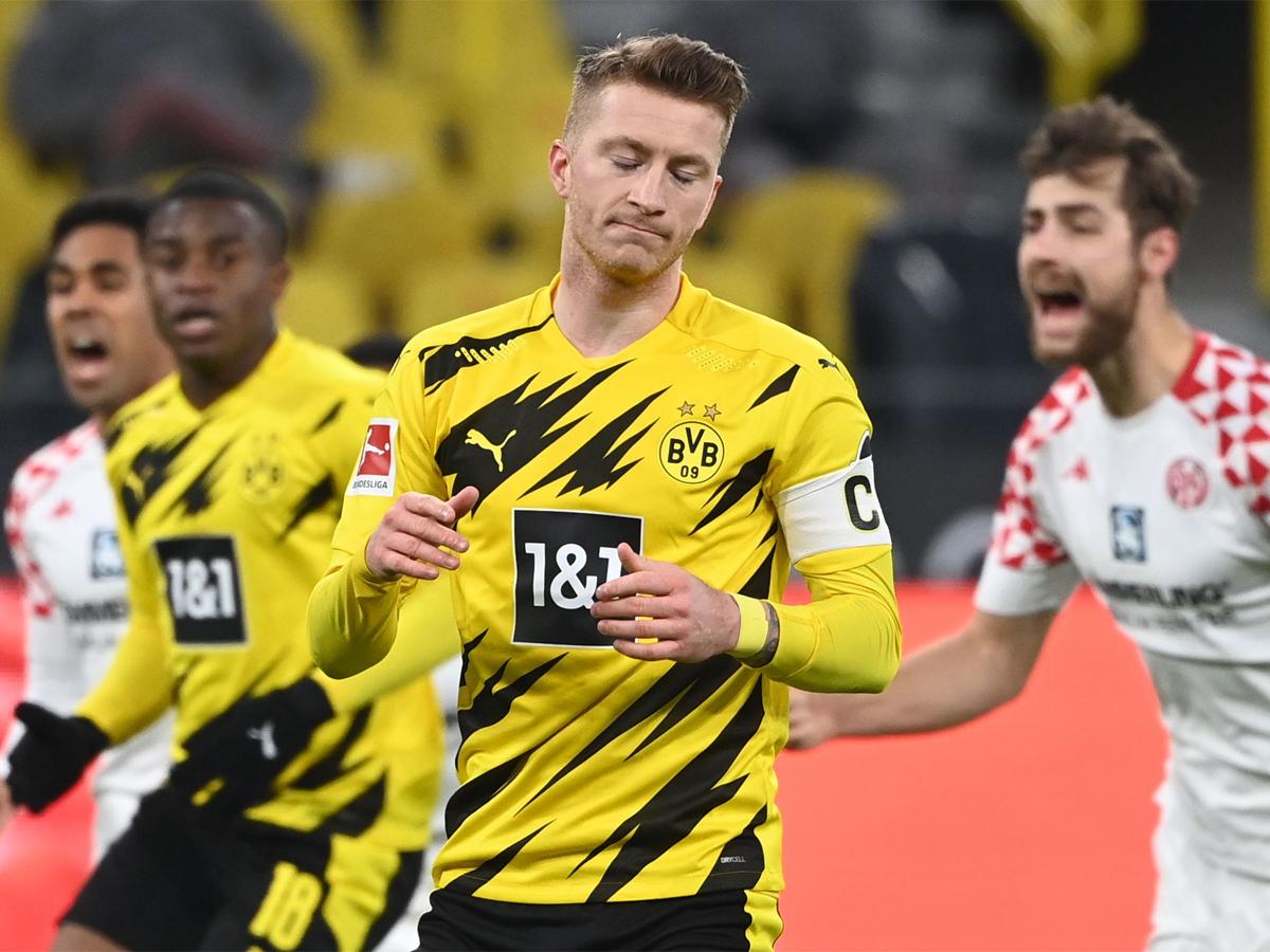 #Bundesliga #BVBM05  @BlackYellow slip up with 1-1 draw against strugglers @Mainz05en   Read: