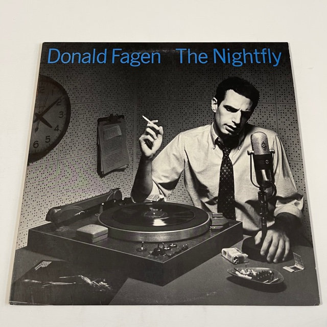 Excited to share the latest addition to my #etsy shop: Donald Fagan - The Nightfly (1982)  #christmas #pop #vinyl #album #record #fagan #retrorecordsmusic