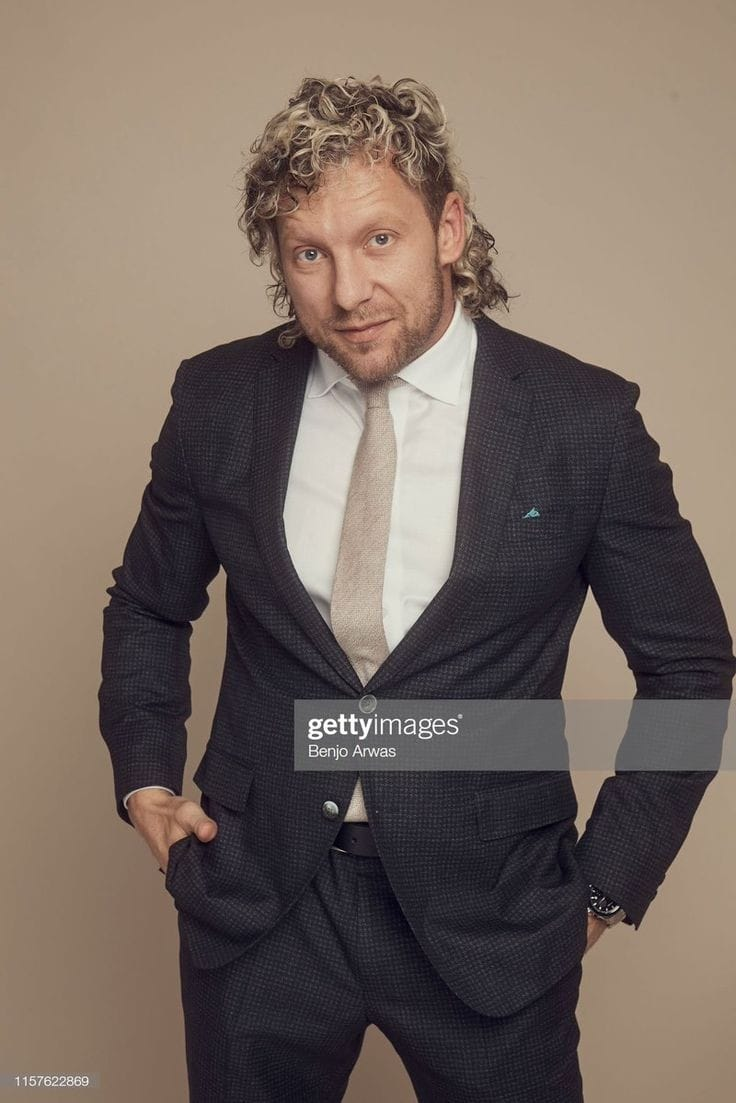 Daily photo @KennyOmegamanX #kennyomega #bestboutmachine #thecleaner #ourchamp