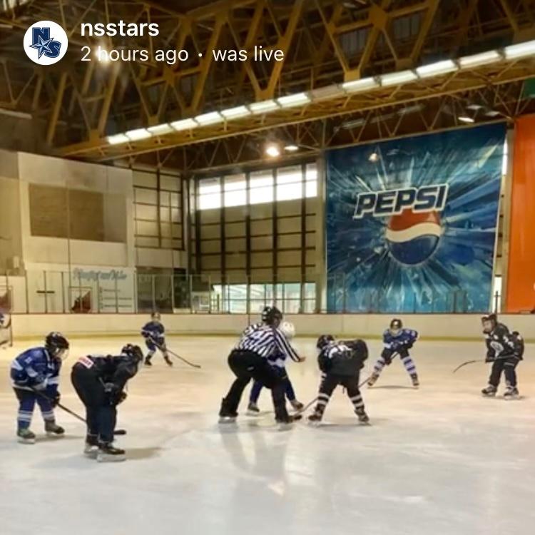 Win! U12 Serbian hockey league,  NSS 5:2 MAR Thank you HK Marbo for the game! #hockey #nsstars
