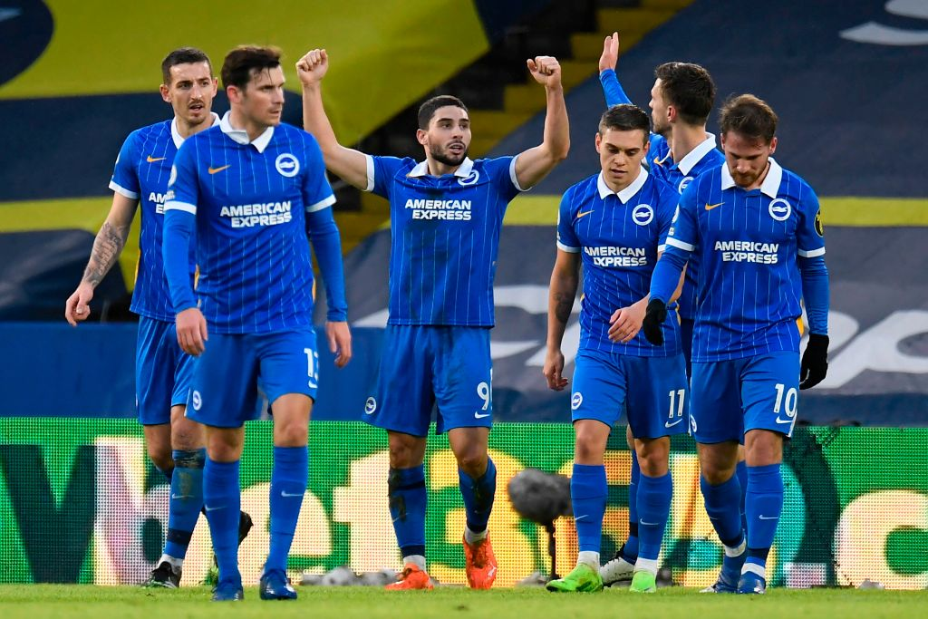 Brighton boosted their #PL survival hopes as Neal Maupay's winner against Leeds ended their winless run.  Match report:   #bbcfootball #LEEBHA #bhafc #lufc