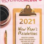 Image for the Tweet beginning: January's Pennsylvania Beverage Media has
