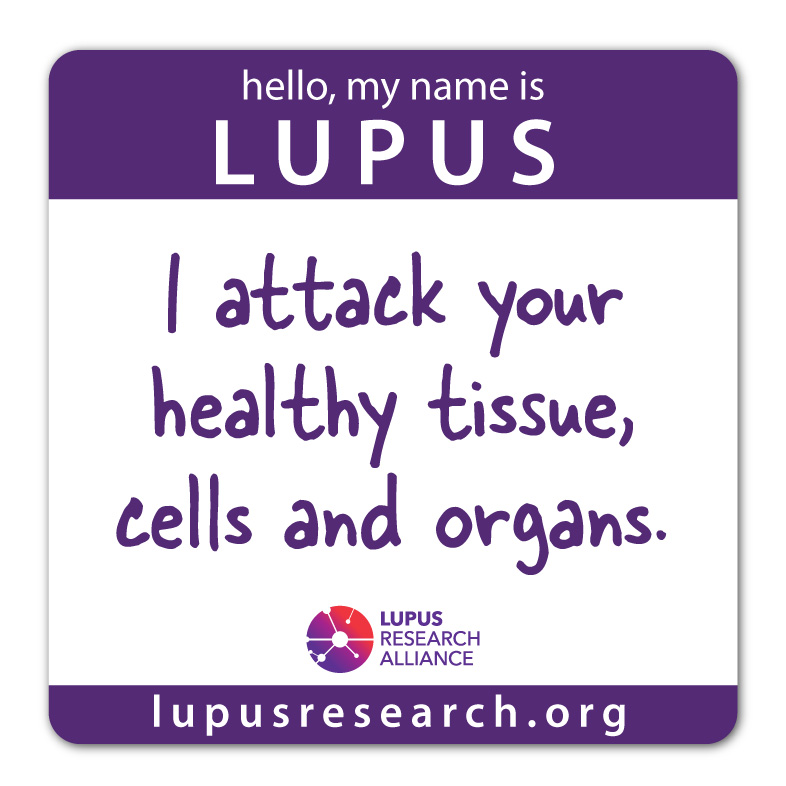 Lupus is one of many disorders of the immune system known as autoimmune diseases. In #autoimmune diseases, the immune system turns against parts of the body it is designed to protect.   Learn more about the symptoms of lupus: