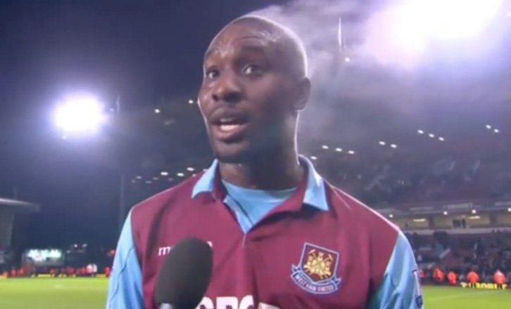 Replying to @EllisMcFarland: Looks like @Michailantonio has been taking steaming lessons from @CarltonCole1