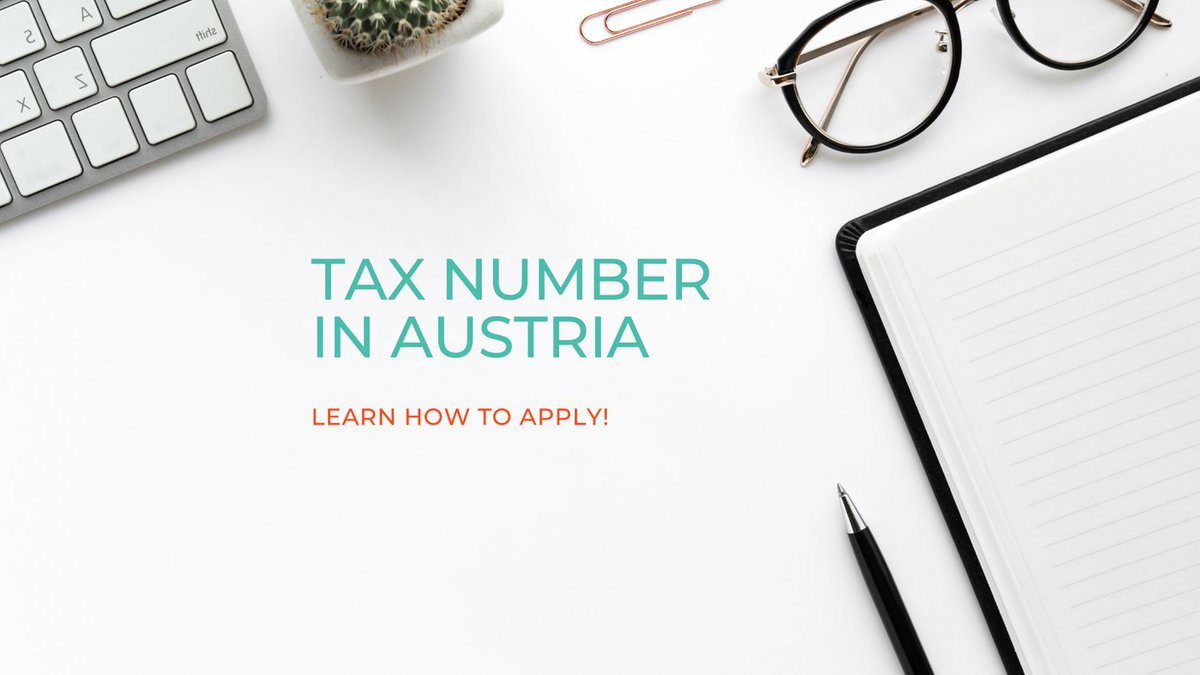 What exactly is a tax number and how to get one as a self-employed?🤔 All questions answered! Link to the article: https://t.co/bAAUYSpUkE #wien #steuer #selbständig #selfemployed #freelance #freelancer #austria #tax #steuernummer #unternehmer #unternehmen https://t.co/s7bGde9L3v