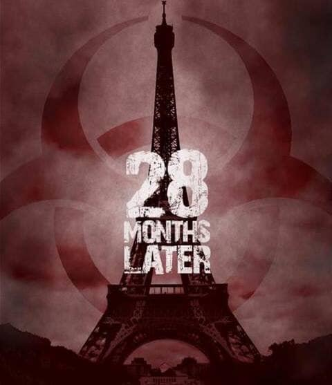 28 Months Later #Halloween on my blog  #gore