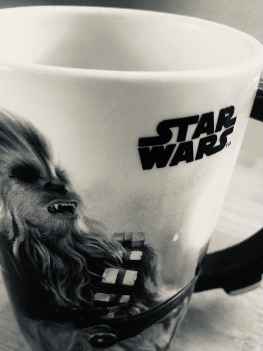 #StarWars #coffee. #SaturdayMorning #SaturdayMood #SaturdayMotivation #weekend #coffeetime #January