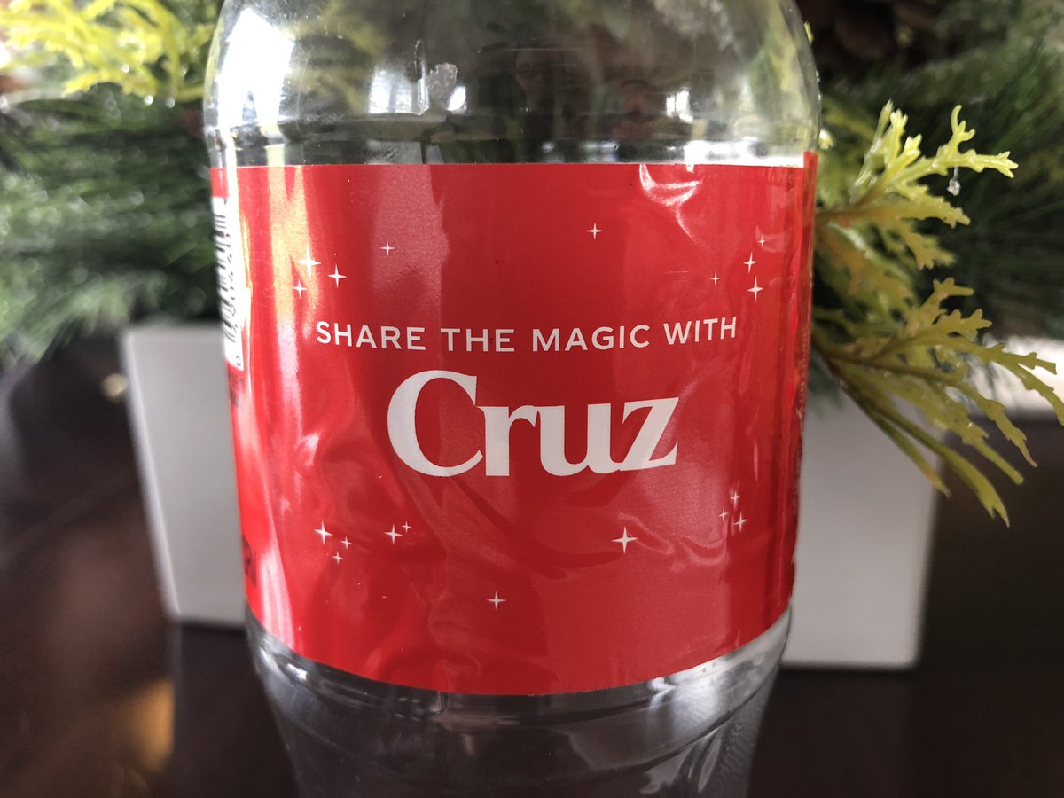 No thank you, @CocaCola, I do not share anything with insurrectionists or seditionists. 😄 #SeditionCaucus #TrumpInsurrection #TrumpSedition #TrumpTreason