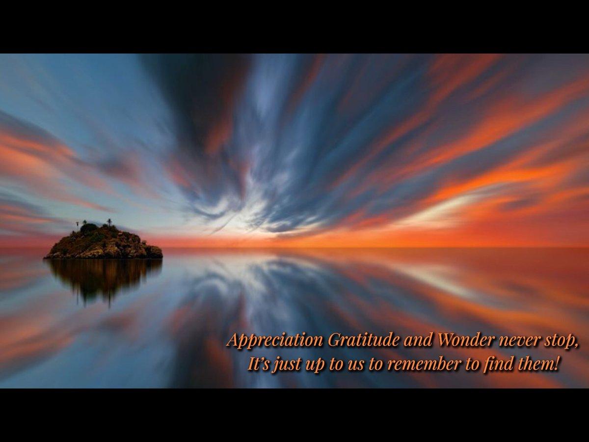 #Appreciation #Gratitude #Wonder  #SaturdayMotivation  #ThinkBigSundayWithMarsha  #Wisdom #Peace #BeTheChange #WearAMask