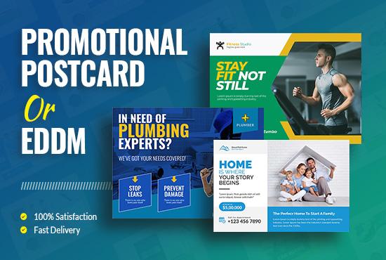 promotional #eddm postcard or #postcard design for door to door #marketing  Get:   #realestate #design #business #UFCFightIsland7 #JAEMIN #1yearwithblackswan #SaturdayMorning #lufc #nffc #LEEBHA