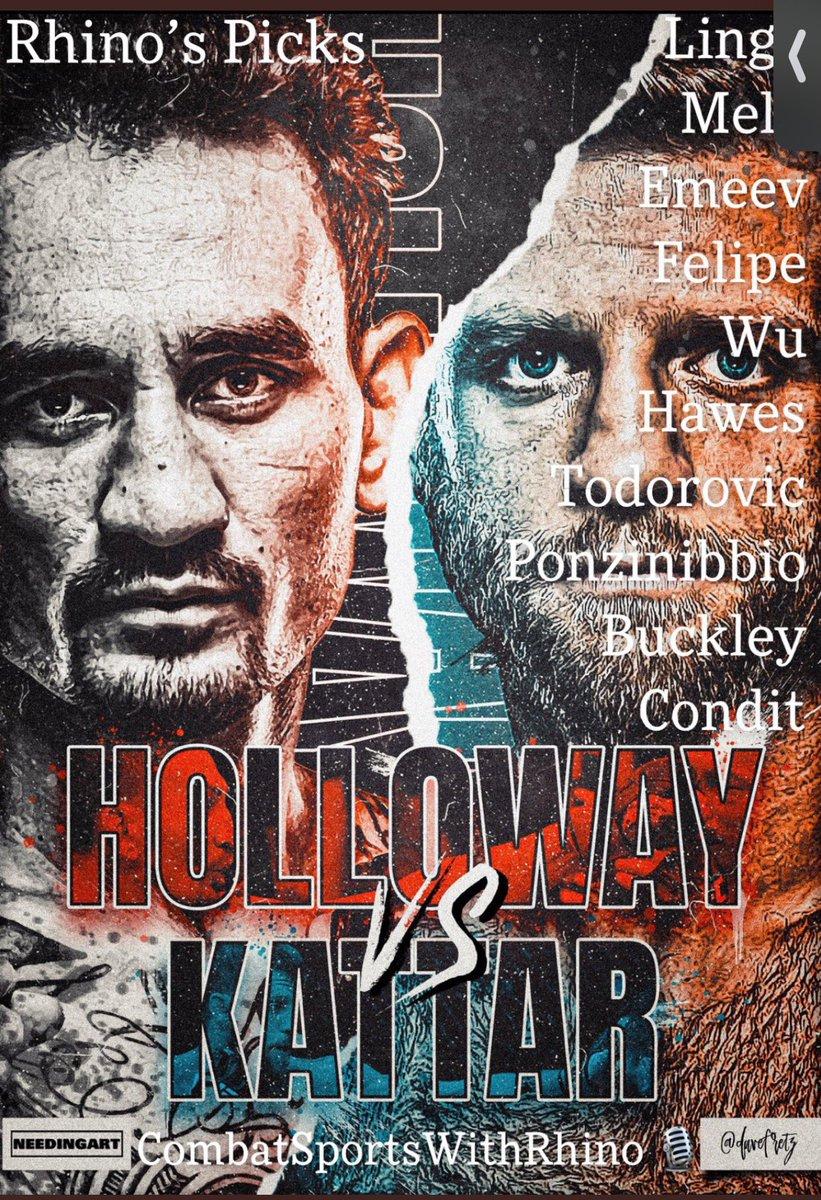 I'm so stoked!! LFG!!! S/O to @davefretz & @needingartwork for making this insane poster 🔥🔥🔥#UFCFightIsland7