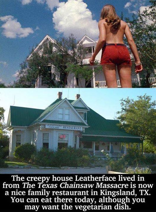 Leatherface's country home #Halloween on my blog  #gore