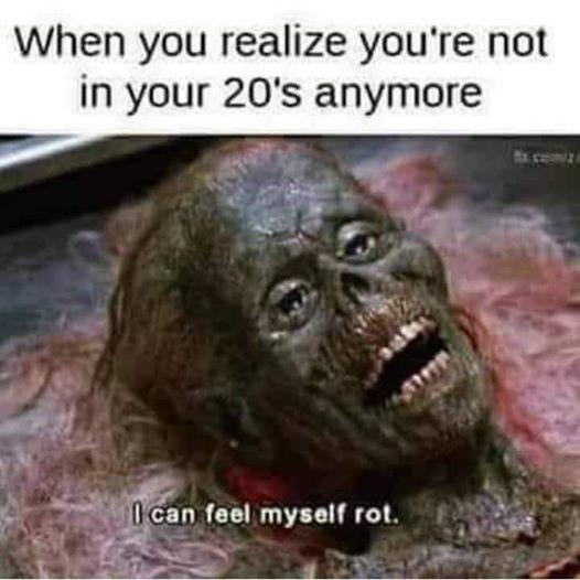 No I am not rotten inside #Halloween on my blog  #gore