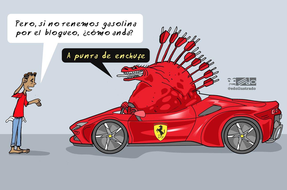 @edoilustrado's photo on Ferrari
