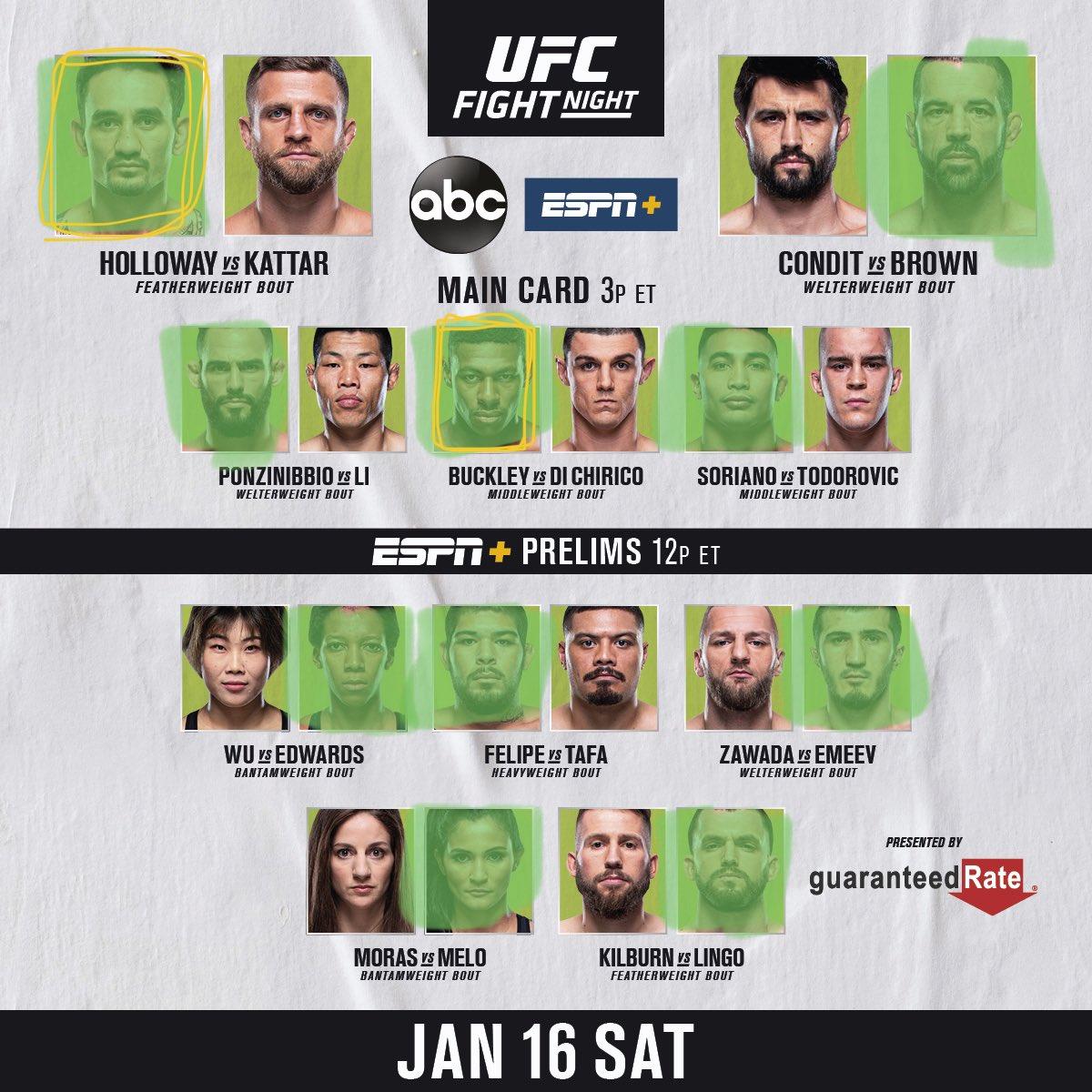 My picks! #UFCFightIsland7 #ufc @ConsensusScore @BlessedMMA @Newmansa94