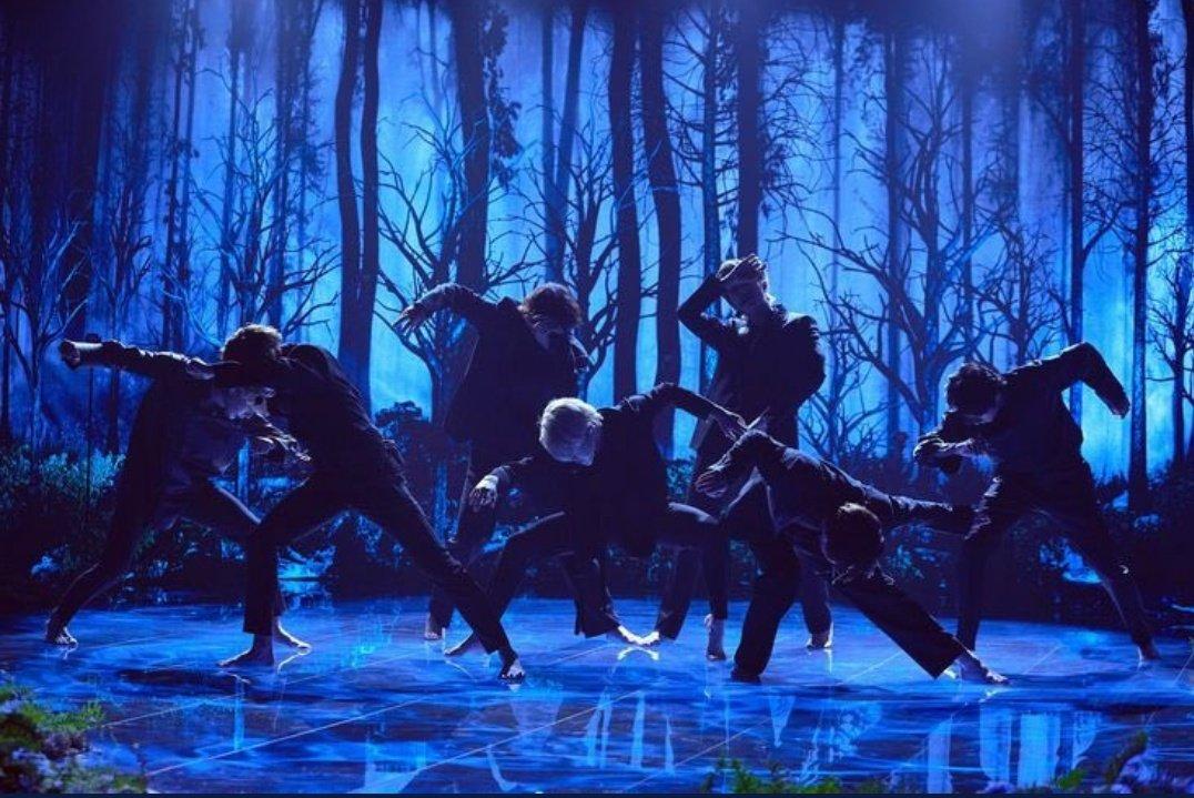 A masterpiece! #1YearWithBlackSwan @BTS_twt