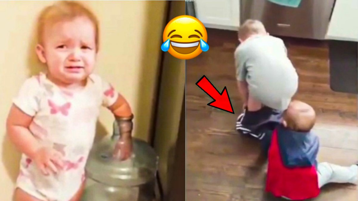 Cute babies funny videos, click and get cute vibes: via   #SaturdayMorning #SaturdayVibes