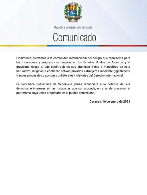 LA DEBACLE DE PDVSA - Página 24 Er3x1v8XcAMZyH7?format=jpg&name=small