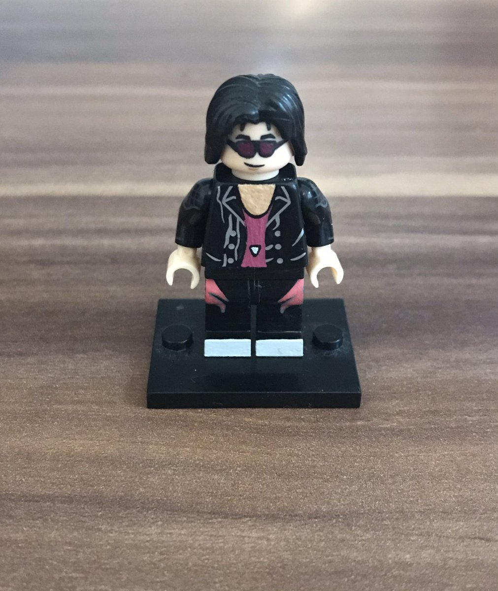 The best there is, the best there was, and the best there ever will be  @BretHart @WWE @90sWWE #WWE #HallOfFame #Legend #wrestling #WrestlingCommunity #WrestlingTwitter #WRESTLINGFOREVER #LEGO #painting #painter #art #hobby #follobackforfolloback #follobackinstantly #FOLLLOW