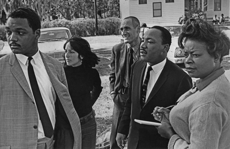@mavisstaples Jesse Jackson, Joan Baez, MLK https://t.co/hOj91A7Vpo