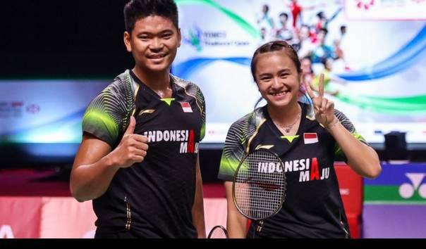 Hasil Semi Final BWF Thailand Open 2021 : Indonesia Tempatkan 2 Wakil di Babak Final https://t.co/RdaX8oRVqF https://t.co/hW9A3r8Sj5