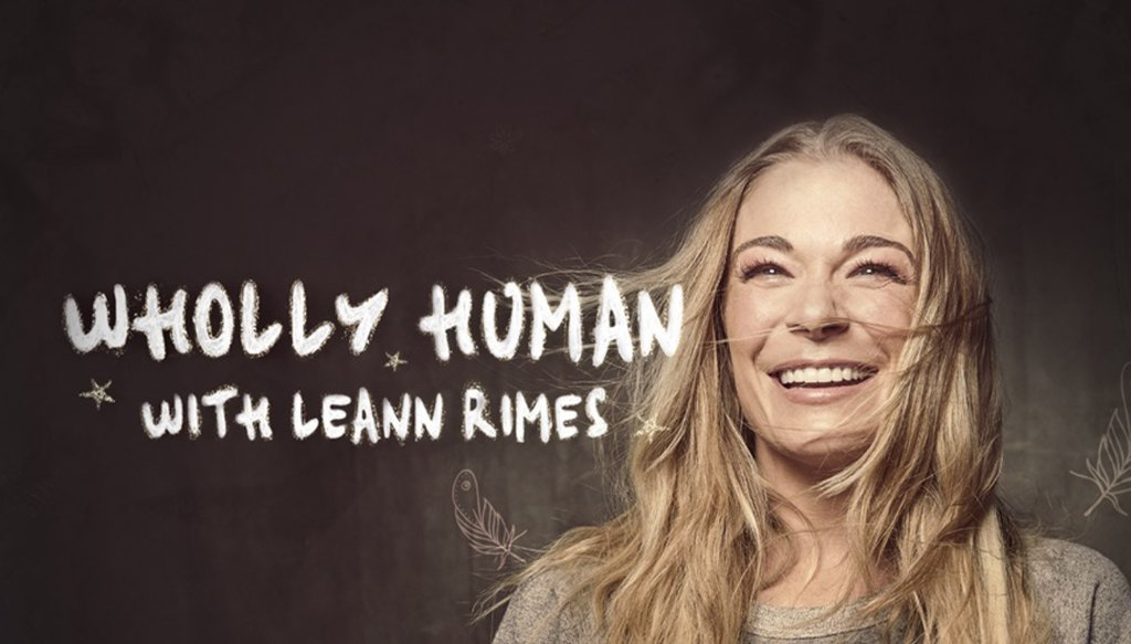 Learn how to feel more complete and connected on #WhollyHuman with @leannrimes. She brings on the teachers and wise souls that have helped her.