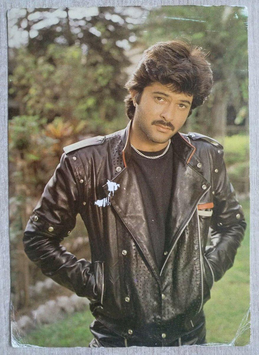 #AnilKapoor 😎  #BollywoodFlashback #rare #postcard #muvyz #muvyz011621 @AnilKapoor