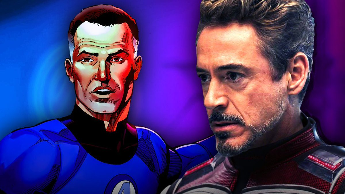 "The president of @MarvelStudios, Kevin Feige, agrees that it's ""'sad'"" that @RobertDowneyJr's Tony Stark won't have the opportunity to interact with the #MCU's #ReedRichards... Full quote:"