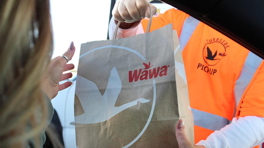 Order ahead ✓ Pull up ✓ Ready to go! ✓ Curbside Pickup is now available at ALL Wawa locations.