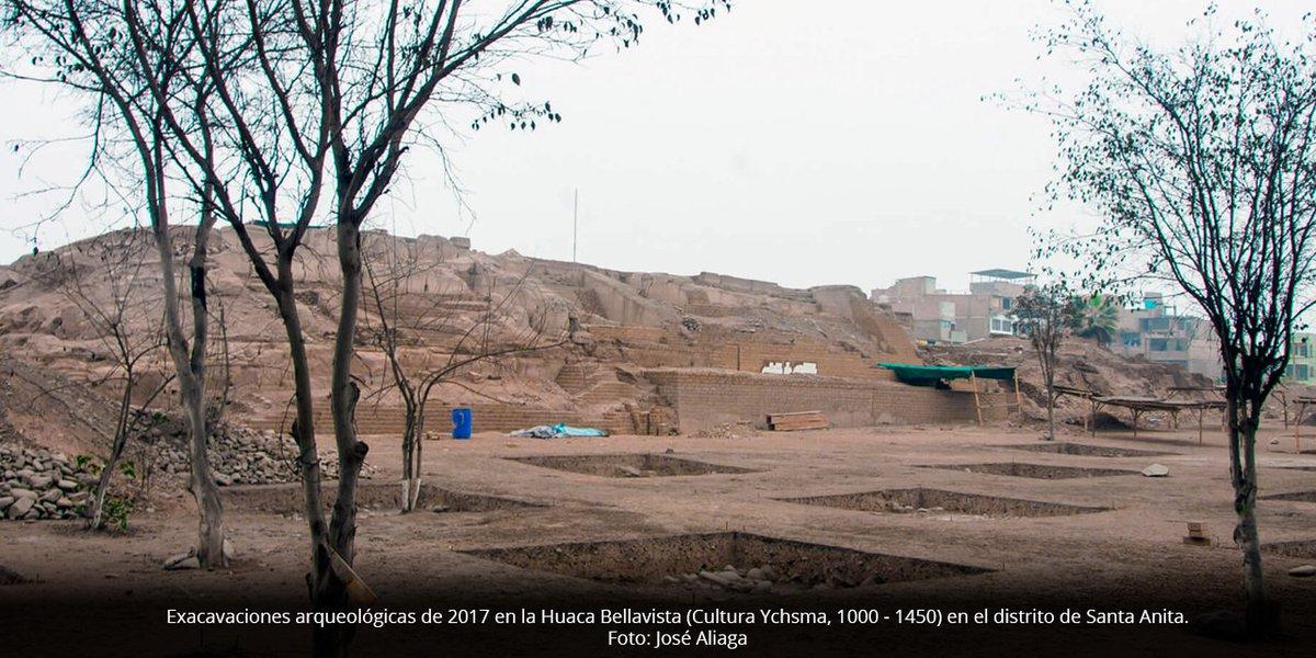 y las que funcionan para hacer eventos para las  comunidades de vecinos, sin que eso impida que los arqueólogos hagan su trabajo. Claro que aún hay muchas huacas desprotegidas y en peligro de desaparecer. Por eso es fundamental hablar (y tuitear) sobre ellas para /27 https://t.co/P2Y3PNAyPF