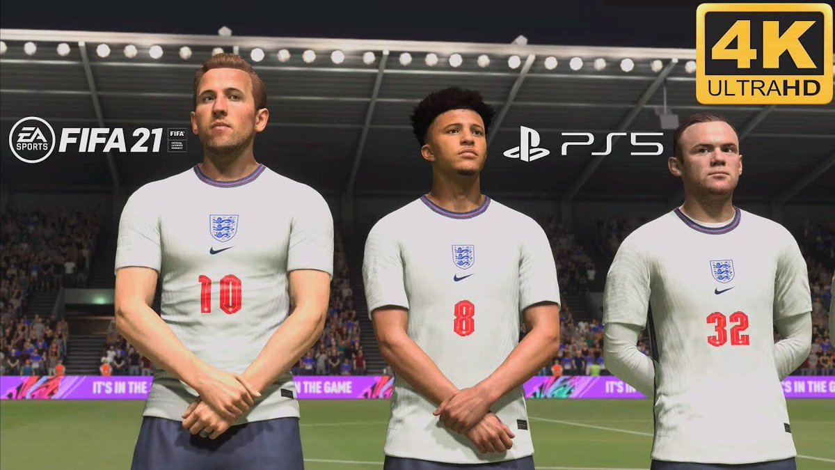 Episode 4 of our FIFA 21 Next Gen Wayne Rooney Career Mode is out now!   Video Link Here —>   #Rooney #DCFC #dcfcfans #FIFA21 #PS5 #Gamer #gaming #MUFC #PlayStation5 #FUT21 #Derby #England #efc #football #PremierLeague