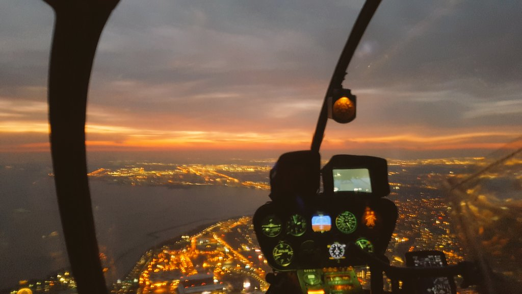 Good evening Toronto ~  🚁 #Toronto #Sky #Views #Sunset