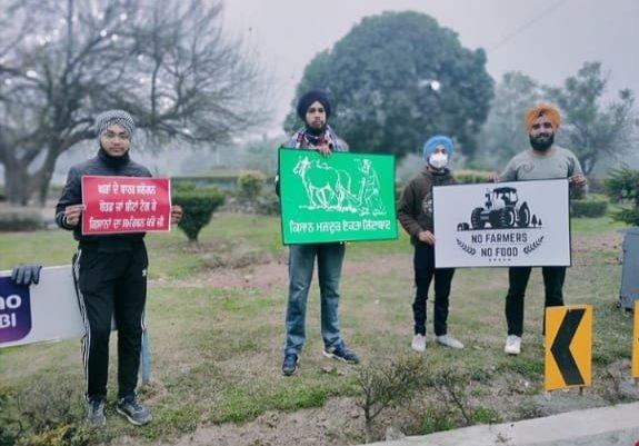 #i_support_farmer_protest  #I_stand_with_farmers #KisanNahiToDeshNahi