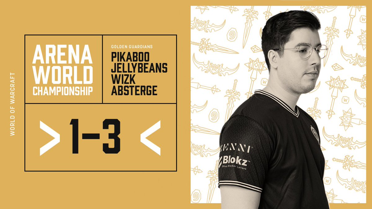 Golden Guardians - We go out but in a blaze of glory with the best map of the day 🔥  GGs to @SpacestationGG and we look forward to adjusting and *pumping* at the next @WoWEsports tourney 💪