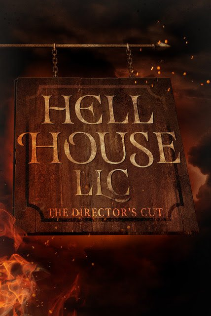 not seen this before. any good? #netflix #horror   🎬hell house llc   📺🍿