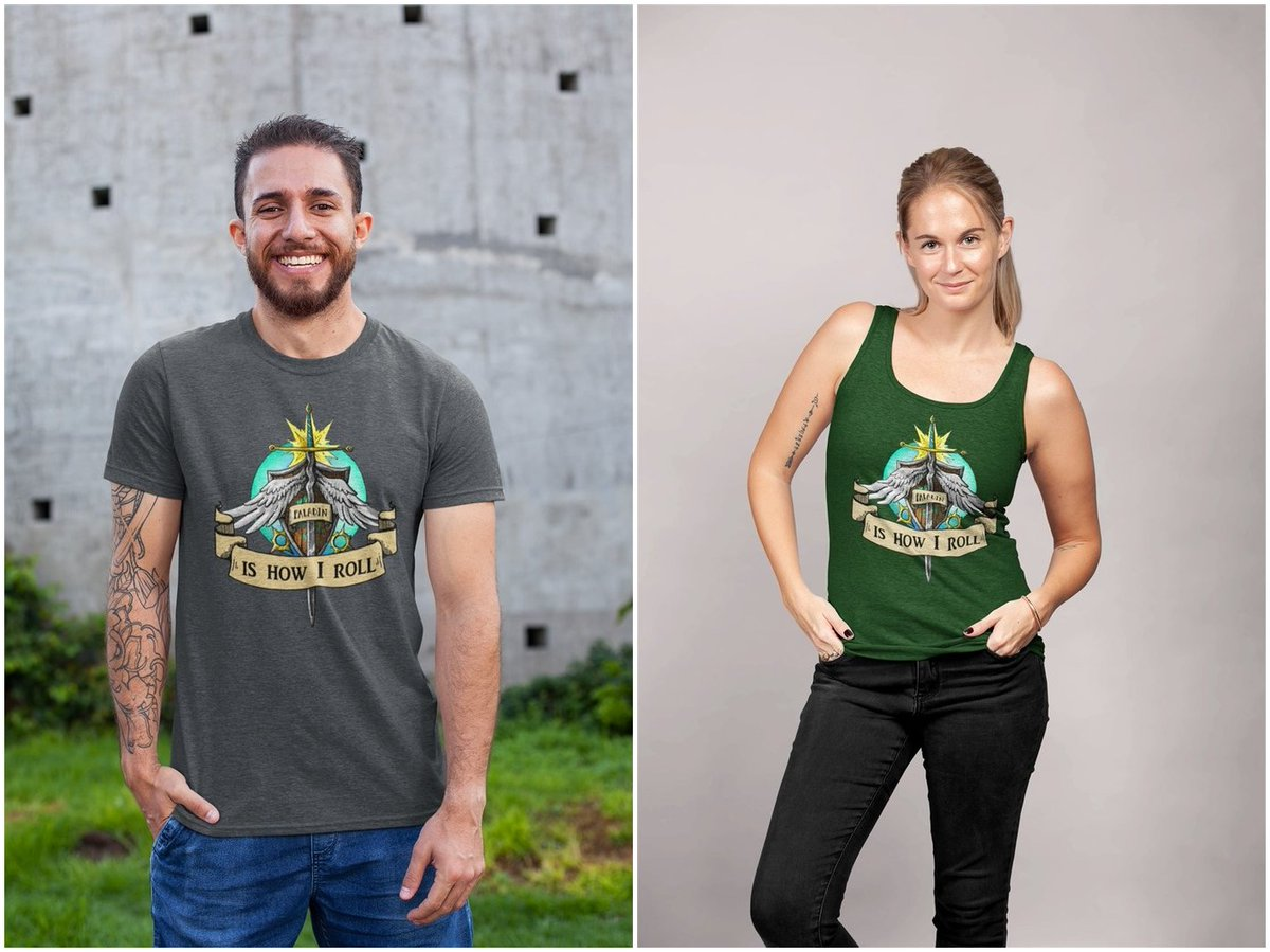 Get lawful with a #paladin #calindria #tshirt from @NobleDwarf!  In #shortsleeve, long sleeve, ladies, tanktop, and #hoodie, S to 6X  Get It:   #veteranowned #smallbusiness #onlineshopping #fashion #onlineshop #shopping #style #online #geekclothing