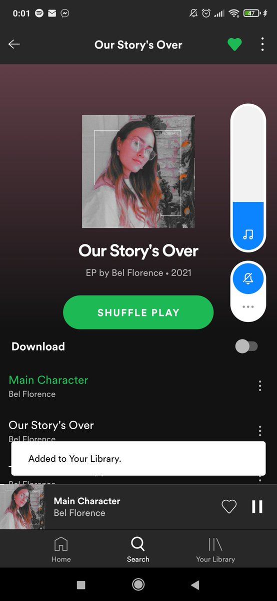 Replying to @Cynka7: IT'S HERE AAAAA #belslisteningparty #ourstorysover