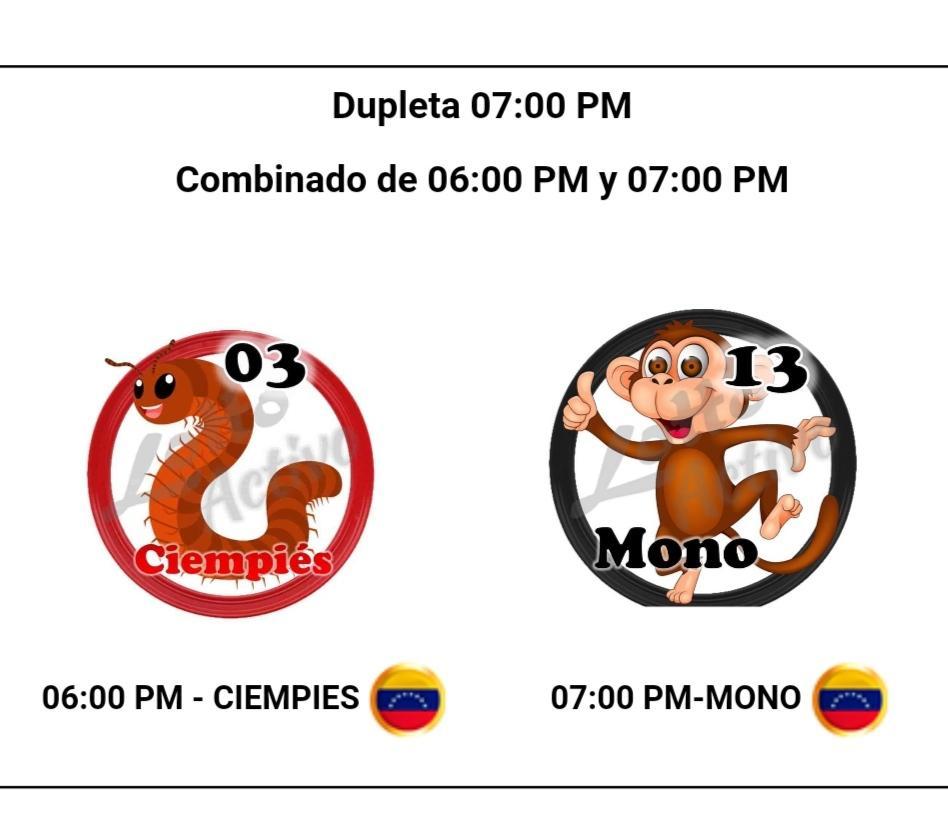 (Cuenta Oficial de VENEZUELA)   #QuédateEnCasa  #lottoresultado del 16/01/2021  Noveno combinado del día: 03 CIEMPIÉS + 13 MONO   ¡Ahora por menos ganas más!  Con la dupleta de #lottoactivo  ¡Gana 1000 veces lo apostado!