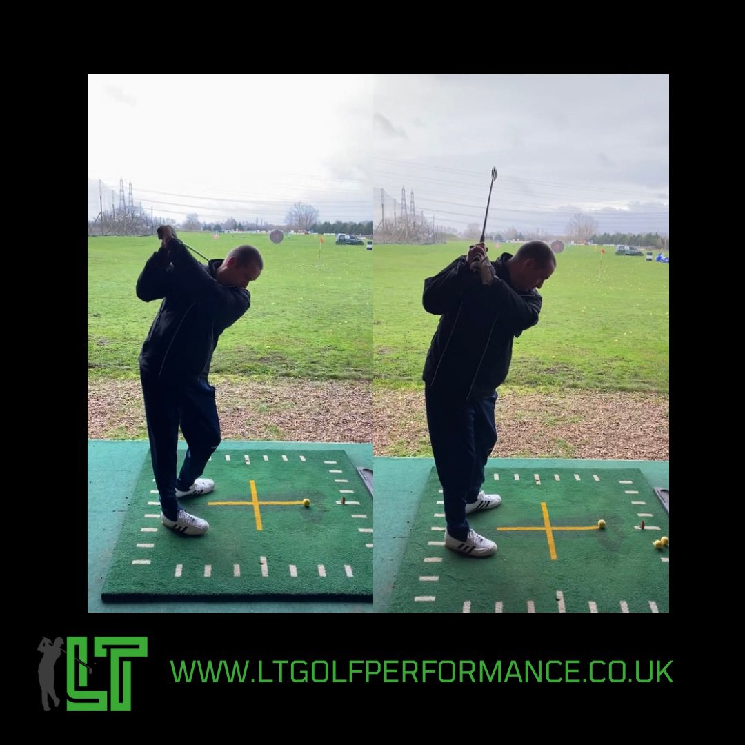 Freshening up Colin's swing after 6-8weeks away form the game, hopefully not another lengthy setback! 👏🏌️♂️ #pga #golfperformance #improve #golflesson #golfswing #golfing #progolfer #improving #learning #sport #golflife