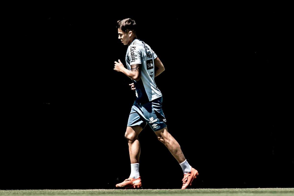 O artilheiro do Peixão na #Libertadores! ⚽