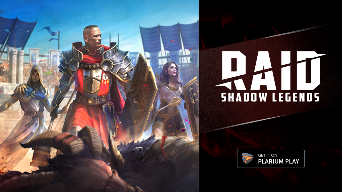 BrettUltimus - Today's stream is #sponsored by Raid: Shadow Legends free to play on PC and Mobile. Download now!