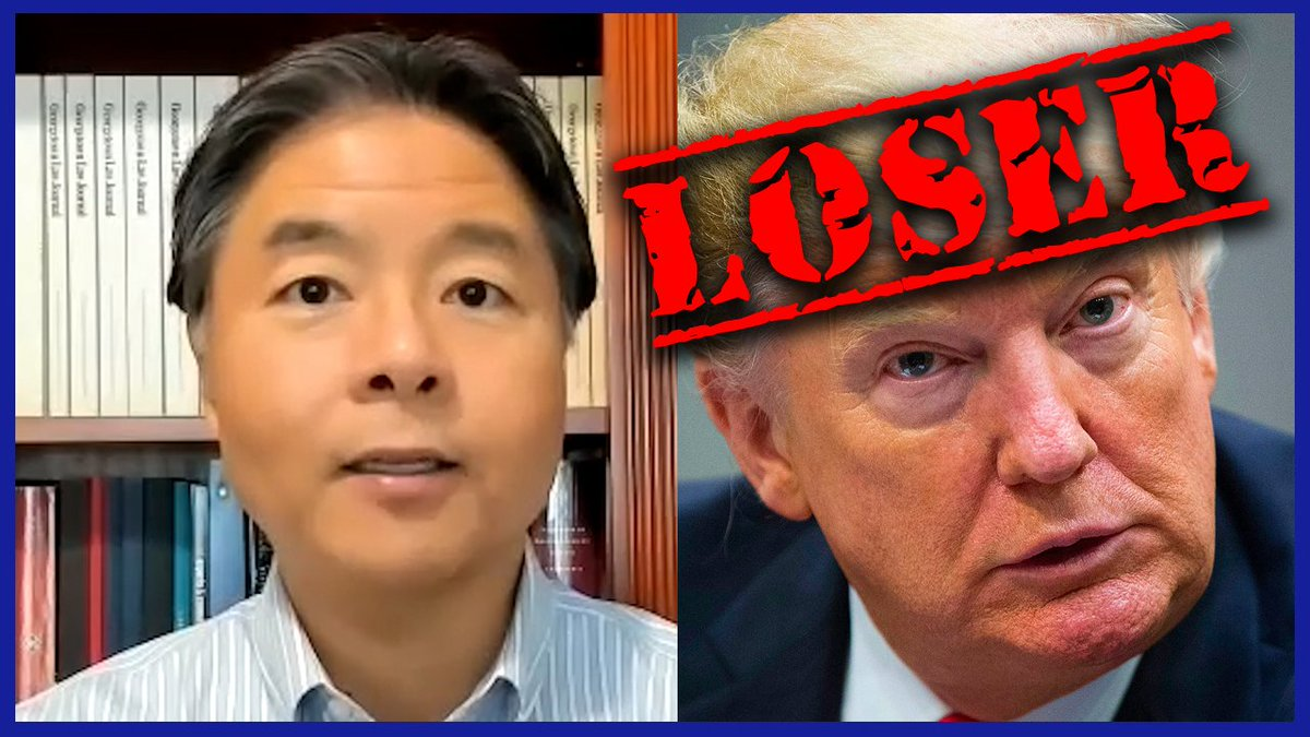 "Savage and spot on @TedLieu:  ""[Trump's] base is going to understand at a very gut level he lost. Whether or not they believe it is legitimate or not, he lost. He is not in office anymore. That means he is a loser."""