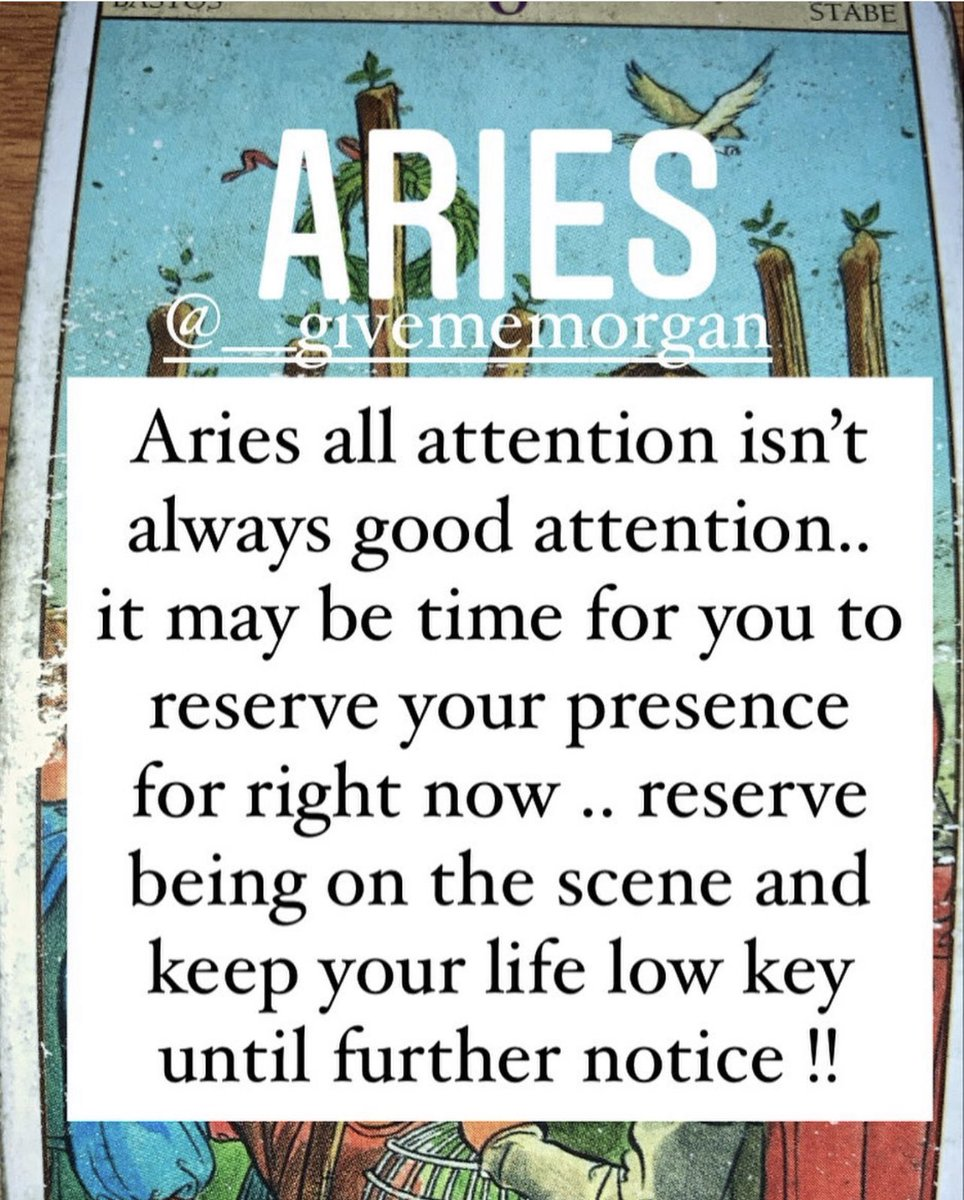 Replying to @DrewStar1100: Game for my #Aries💯