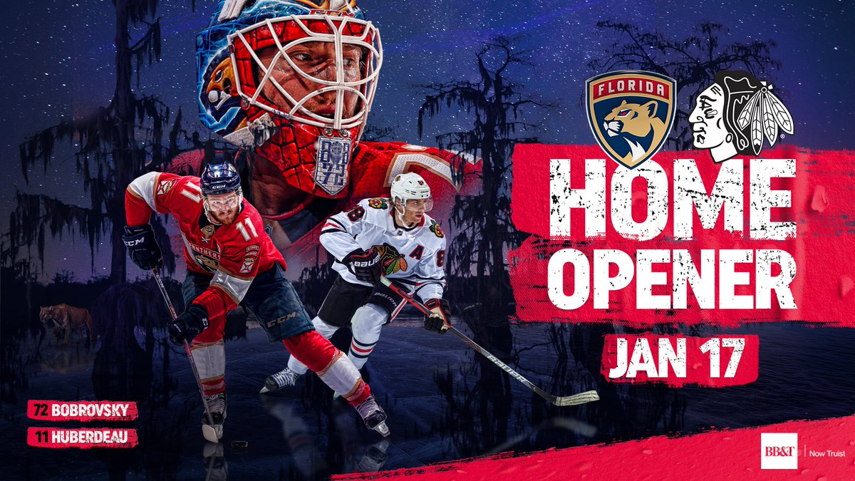 Less than 24 hours 'til @flapanthers puck drop 🏒  Limited tickets available:  Know before you go: