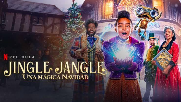 #Opinión: #jinglejangle  es una película muy familiar y sin duda no sobrepasa la media de las cintas navideñas, no apuesta por nada nuevo en su género.