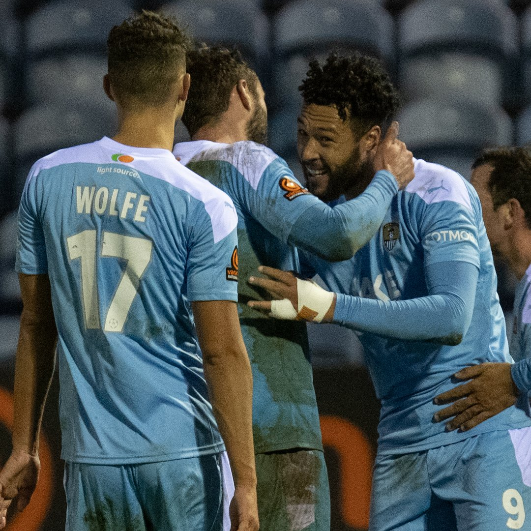 The post-match thoughts of @Kyle_Wootton_9 after scoring yet another winning goal
